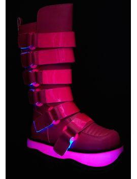 neptune-uv-reactive-platform-boots by demonia