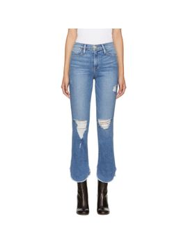 blue-le-high-straight-jeans by frame