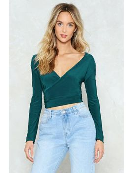 back-to-business-crop-top by nasty-gal