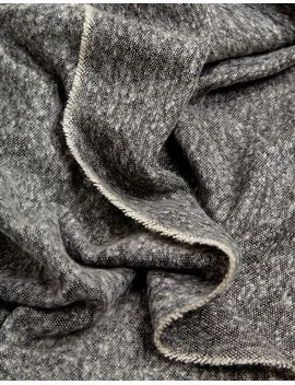 asos-blanket-scarf-in-black-twist by asos