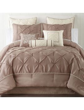 home-expressions-genevieve-7-pc-comforter-set by home-expressions