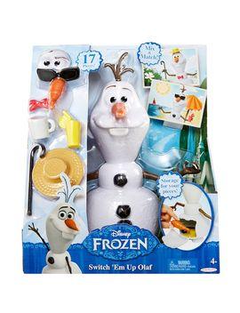 disneys-frozen-switch-em-up-olaf by disney