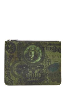 green-money-pouch by givenchy