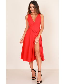classic-lady-midi-dress-in-red by showpo-fashion