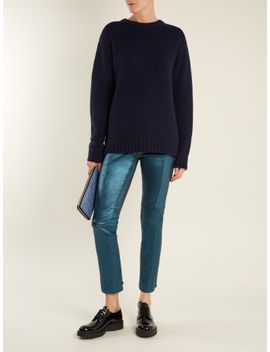 courtney-wool-and-cashmere-blend-sweater by sies-marjan