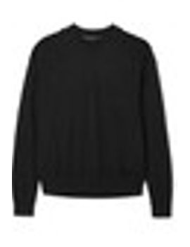 layered-merino-wool-and-cotton-blend-sweater by alexander-wang