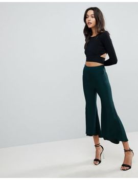 asos-tailored-soft-fluted-trouser by asos-collection