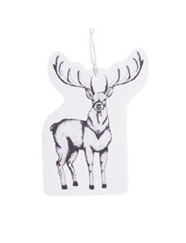 wilko-country-christmas-tags-stag-8pkwilko-country-christmas-tags-stag-8pk by wilko