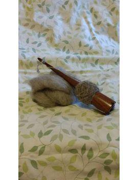 dealgan-scottish-style-spindle-walnut by etsy
