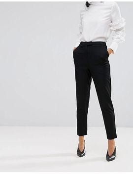 warehouse-slim-tailored-pants by warehouse