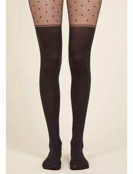 dotted-on-the-scene-tights by modcloth
