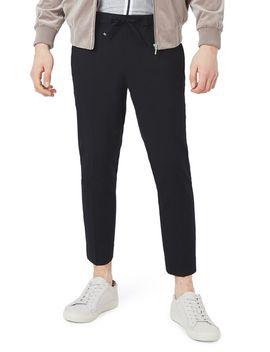 cropped-smart-jogger-pants by topman
