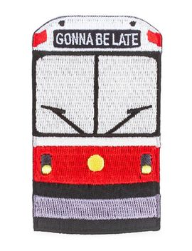 streetcar-embroidered-patch by drake-general-store