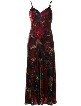 floral-midi-dress by polo-ralph-lauren
