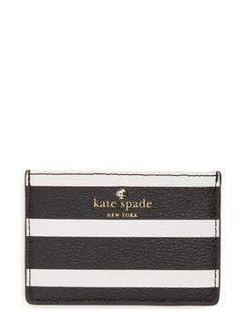 hyde-lane-stripe-card-case by kate-spade-new-york