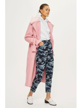moto-camoflage-diamante-mom-jeans by topshop