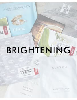 brightening-sheet-mask-set by soko-glam-exclusive