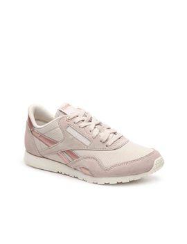 classic-nylon-slim-sneaker---womens by reebok
