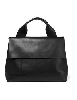 halo-pod-leather-tote by marni