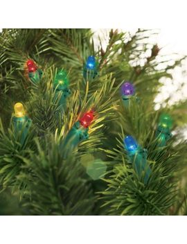 holiday-time-1085-ft,-500-count-multicolor-led-mini-string-christmas-lights by holiday-time