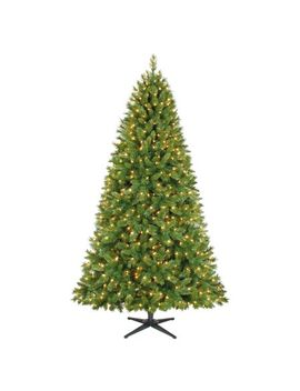 holiday-time-pre-lit-75-kennedy-fir-artificial-christmas-tree,-clear-lights by holiday-time
