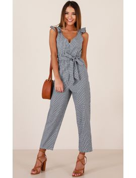 palm-springs-jumpsuit-in-black-gingham by showpo-fashion
