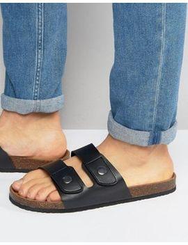 brave-soul-double-strap-sandals by s