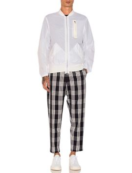 tailored-plaid-pants by oamc
