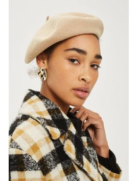 wool-beret by topshop