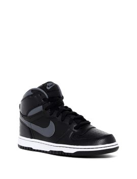big-nike-high-top-sneaker by nike