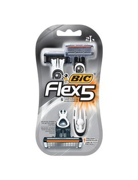 bic-flex-5-five-blade-disposable-razor---2ct by 2ct