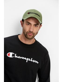 classic-twill-hat by champion-