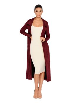 dont-go-chasin-waterfalls-longline-lapel-coat-in-burnt-orange by oh-polly