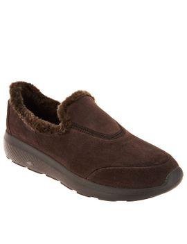 skechers-gowalk-suede-faux-fur-shoes---captivating by skechers