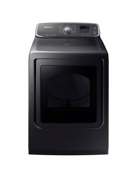 74-cu-ft-electric-dryer-with-steam-in-black-stainless,-energy-star by samsung
