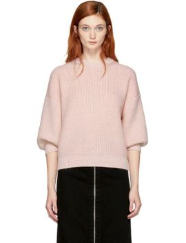 pink-mohair-sweater by 31-phillip-lim