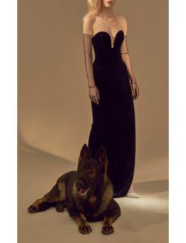 long-velvet-gown by rasario