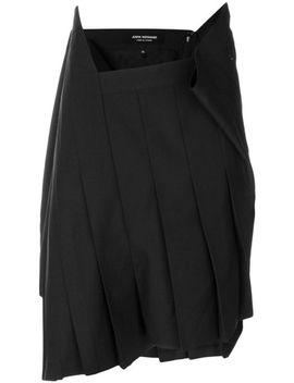 asymmetric-skirt by junya-watanabe