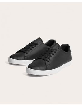 micro--perforated-plimsollsshoes-basics-man by zara