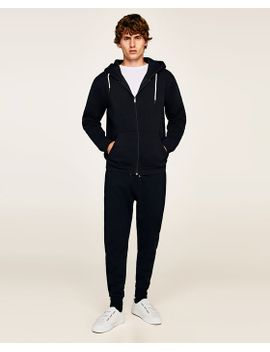 meilleur pas cher de style élégant belle et charmante Shoptagr | Sweat Oversize À Poche Tout Voir Sweats Homme by Zara