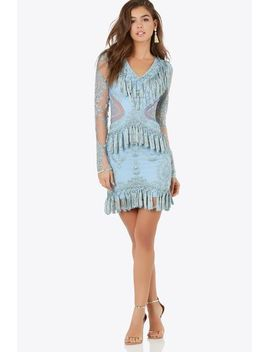 Nouveau Tassel Dress by Necessary Clothing