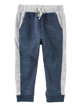 French Terry Pull On Pants by Oshkosh