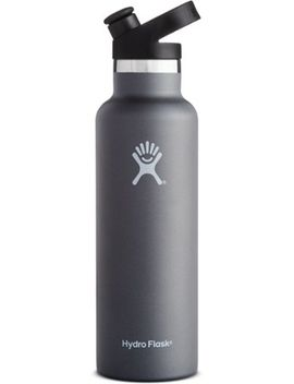 hydro-flask---standard-mouth-vacuum-water-bottle-with-sport-cap---21-fl-oz by rei
