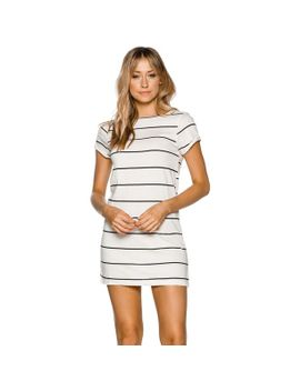 Billabong Down Time Stripe Tee Dress by General