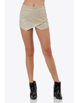 Slick N' Chic Skort by Necessary Clothing