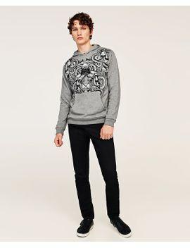 the-shining-©-&-warner-bros-sweatshirt by zara