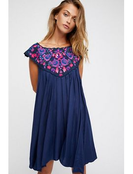 in-the-flowers-embroidered-mini-dress by free-people