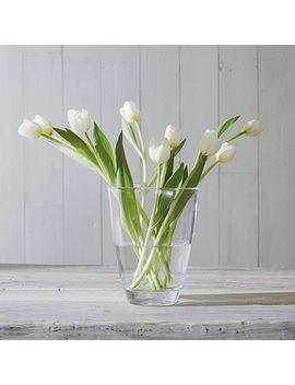 Luddington Small Vase by The White Company