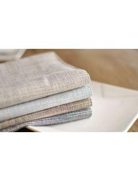 Shoptagr   Natural Linen Of Placemats, Basic Linen Placemats