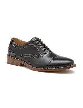 Carnell Cap Toe Oxford by G.H.Bass & Co.
